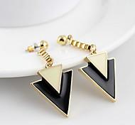 Süß (Diamant-) Gold-Legierung Ohrringe (1 Paar)
