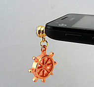 Rose Gold Dust Plug For Anything Phone