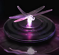 Colorful Light LED Solar Light Floating Solar Dragonfly Light