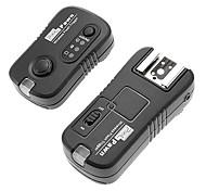 Pixel TF-362 2,4 GHz draadloze afstandsbediening Flash Trigger voor Nikon Kodak Fuji