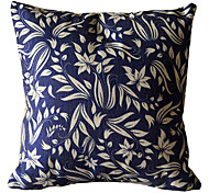 Flying Leaves Decorative Pillow Cover