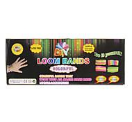 Colorful DIY Latex Loom Bands
