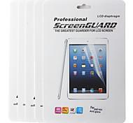 Anti-Glare LCD Screen Protector für iPad Mini 3 ipad mini 2 iPad Mini w / Reinigungstuch und Stift (5 Stück)