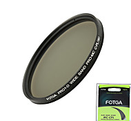 Fotga Pro1-D 58Mm Ultra Slim Mc Multi-Coated Cpl Circular Polarizing Lens Filter