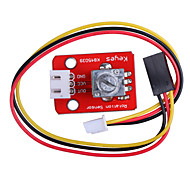 Rotation Angle Sensor Module Steering Angle Sensor for SCM Development Red