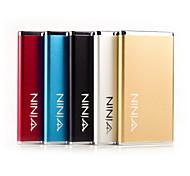 NINJA N0101 4200mAh Super Thin Portable Power Bank (new fashion)