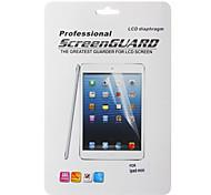 LCD Screen Protector für iPad Mini 3 ipad mini 2 iPad Mini w / Reinigungstuch und Stylus