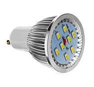 Spot Lampen GU10 4 W 360 LM 6000-6500 K 8 SMD 5730 Kühles Weiß AC 85-265 V