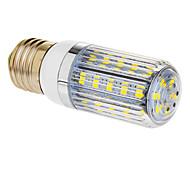 6W E26/E27 Bombillas LED de Mazorca T 36 SMD 5730 350 lm Blanco Fresco AC 100-240 V