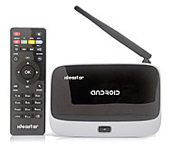 IdeaStar BX09 Quad-Core Android 4.2.2 Google TV Player (2GB di RAM, 8GB di ROM, Bluetooth)