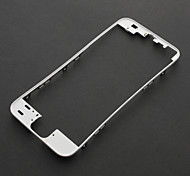 OEM LCD Middle Frame Bezel Housing for Iphone 5S - White
