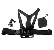 Accessories For GoPro Chest Harness / Monopod / Mount/HolderFor-Action Camera,Gopro Hero 5 / Gopro 3/2/1 / Gopro Hero 4 Black / Gopro