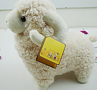 Delicate Stuffed Little Sheep Puppet Toy