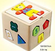 Shape Match Building Blocks for Kids
