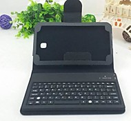Wireless Blue tooth Keyboard Leather Case For Galaxy Tab3 7.0 P3200 T210
