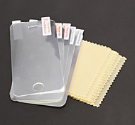 Mirror Screen Protector voor de iPhone 5 (5 PCS)