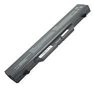5200mah Laptop Battery for HP ProBook 4510s 4515s 4710s HSTNN-1B1D HSTNN-OB89 HSTNN-XB89 - Black