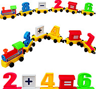 Funny Mini Numbers Children's Car Toys
