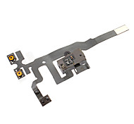 Volume Audio Power Flex Cable para iPhone 4S