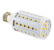 E26/E27 10 W 60 SMD 5050 1000 LM Cool White T Corn Bulbs AC 85-265 V