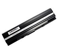 7800mAh Batería para ASUS Eee PC 1201HA 1201 1201K UL20 9-Cell - Negro