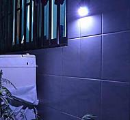 4-LED Солнечные PIR датчик движения Наружное освещение
