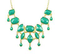 bolha bib colar doce cor de verão jewelrynl-2070a, b, c, d