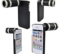 Angibabe 8X Optical Zoom 18mm Lens Mobile Phone Telescope for iPhone 4/4S