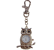 Owl Watch Feature Metal USB Flash Drive 32G
