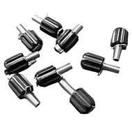 Black Fine Adjustment Screw for Bicycle/Bike
