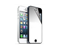 Mirror Hardcover Front and Back Screen Protector with Cleaning Cloth for iPhone 5/5S