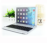 Fashion 3.0 Wireless Plastic Removable Blue tooth Keyboard for iPad Air and Case Stand for iPad air