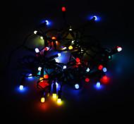 Los 5M RGB 3W Luz Luz de tira de 50 LED LED (220)