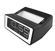 New Style Creative Small Energy-Saving LED Display and Thermometer Clock