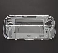 Transparent Plastic Case for Wii U
