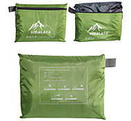 "98.5""Width Himalaya Waterproof Keep Warm Oxford Outside Camping Hiking Mat(Random Color)"