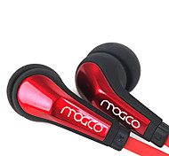 MOGCO M2 Universal 3.5mm Earphone with Wire Control Function for Samsung Cell Phone and Tabs and Other Brands