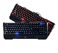 Precise Professional LED Gaming Wired USB Keyboard