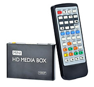 08H 1080P Multi-Media Player ж / HDMI / USB / AV - черный