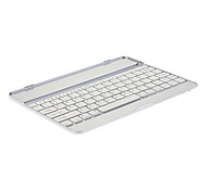 Rechargeable Wireless Bluetooth V3.0 Aluminium Keyboard with Charging Cable for iPad Air (98cm)