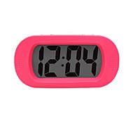 "2.67""H Mute Modern Style Alarm Clock"