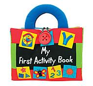 meine erste Aktivität Buch educationgal Spielzeug