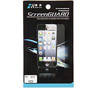 Protector de pantalla transparente para HTC G22