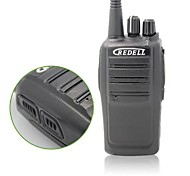 Vuelos Walkie Talkies y 16 ChannelsTwo Way Radio y 400-470MHz UHF radios de dos vías