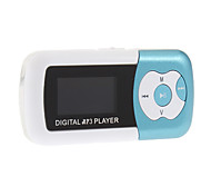 ZH-329 Mini Digital Mp3 Player TF de soutien (couleurs assorties)