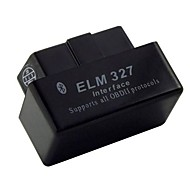 Car OBD 2 ELM-327 Bluetooth Wireless Diagnostic Interface Scanner Tools B01
