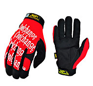 Glove Cycling / Bike All / Men's Full-finger Gloves Protective / Windproof / Anti-skidding / Wearable / Breathable / WearproofSpring /