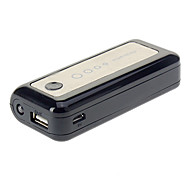 5600mAh External Backup Battery Charger Portable Mobile Power Bank for CellPhone