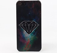 Galaxy diamant de protection rigide pour iPhone 5/5S