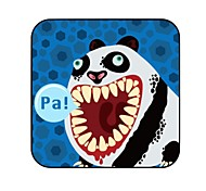 OUNUO Universal 8000mAh Wild Panda Pattern Portable Power Bank External Battery (5V 2A Max,20cm,Assorted Colors)